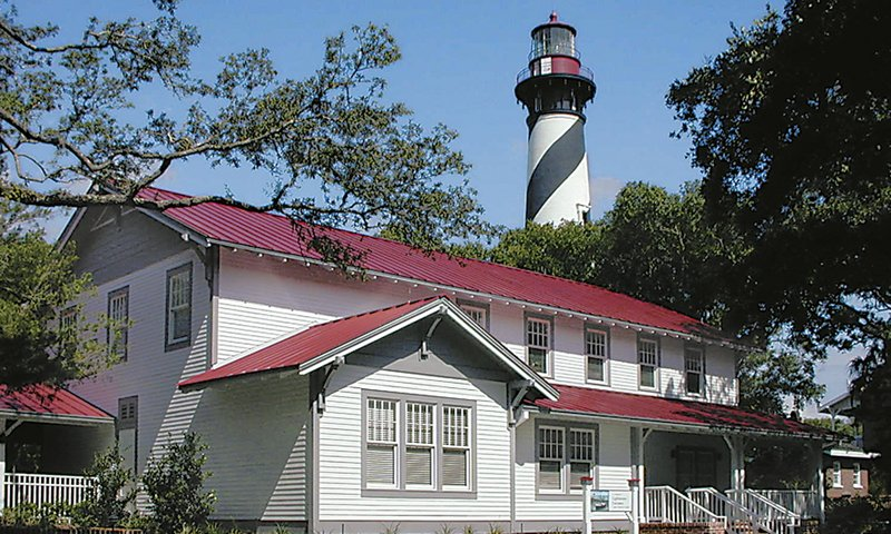 St Augustine, Carpet cleaners, (Light house)